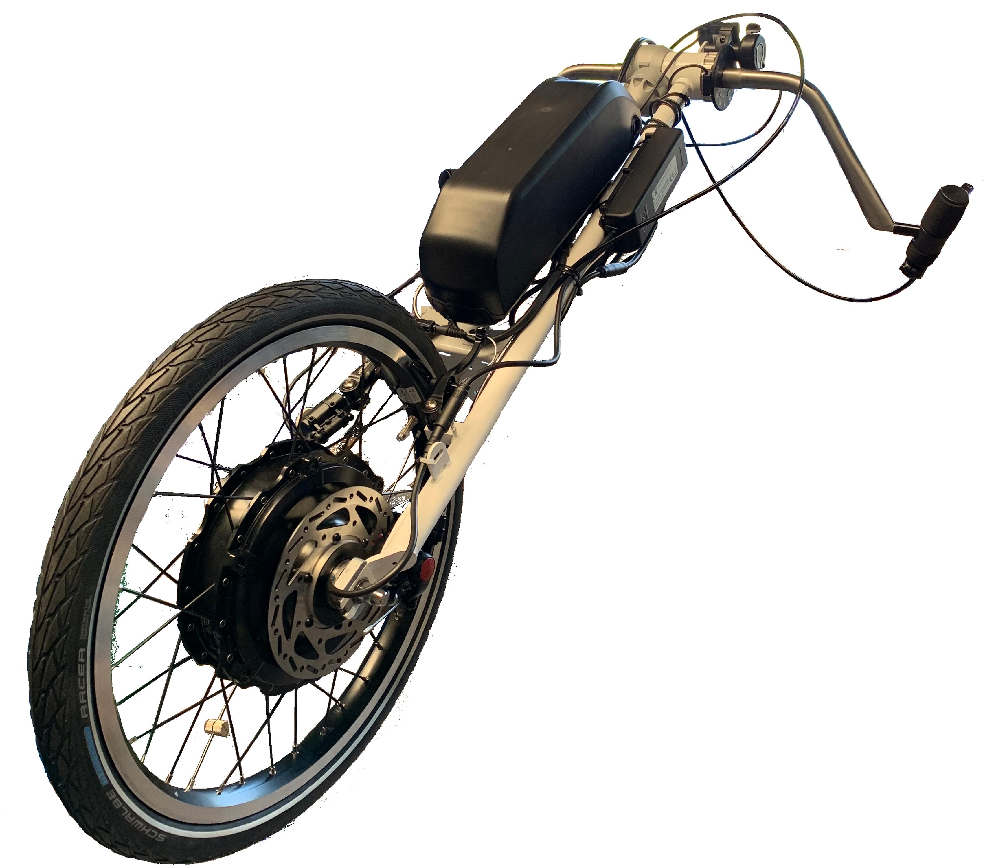 E-Antrieb mit Shimano Nabenmotor